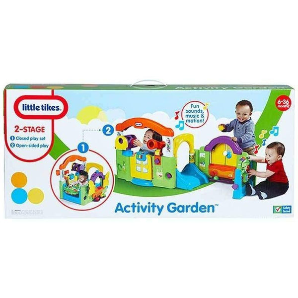 Buy Little Tikes Activity Garden Playset Online at Toy Universe