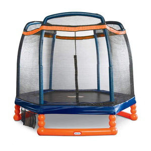 Little Tikes 7 Foot Trampoline with Enclosure