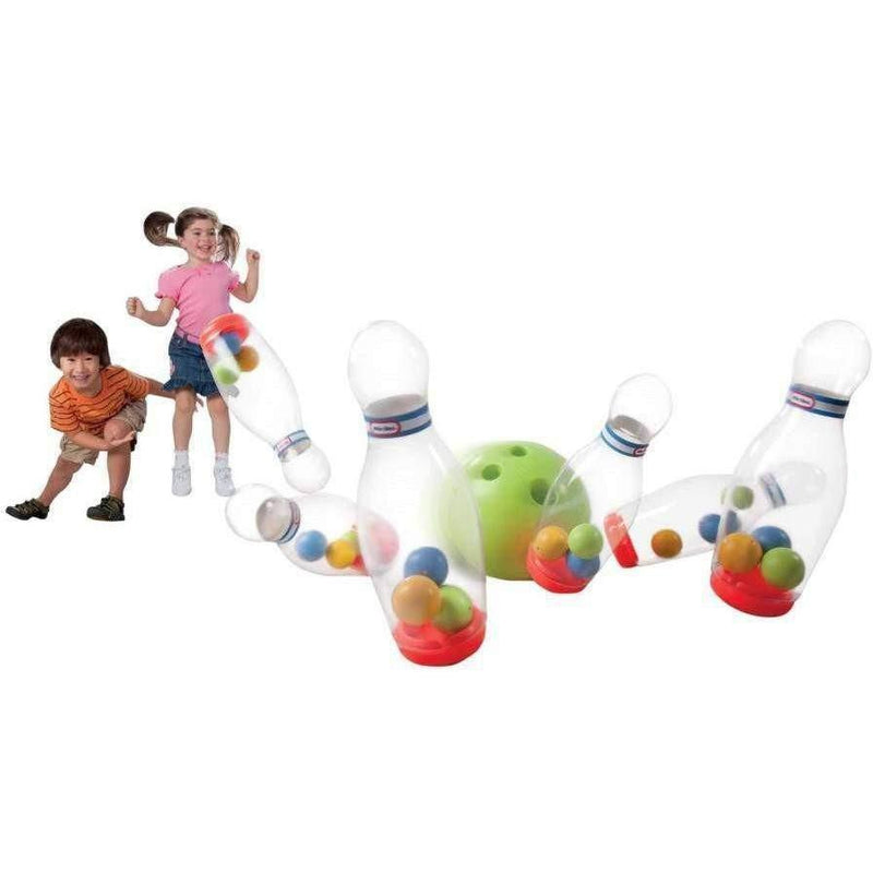 Little Tikes Little Tikes Clearly Sports Bowling Set - Buy Online