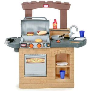 Little Tikes Cook N Play Outdoor BBQ