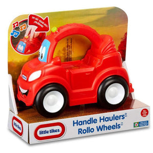Little Tikes Deluxe Handle Haulers Rollo Wheels Car