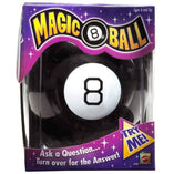 Mattel Magic 8 Ball Game - Buy Online