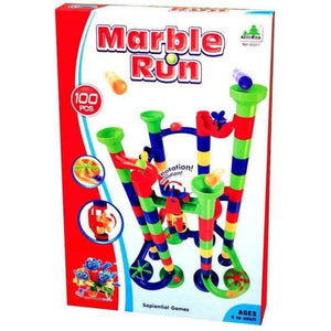 Marble Run Set - 100 Pieces