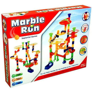 Marble Run Set - 78 Pieces
