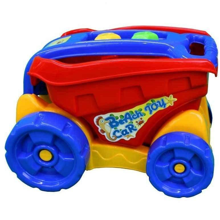 e8fd6e9ef5d Buy Beach Truck with 6 Sand Toys Online at ToyUniverse Australia