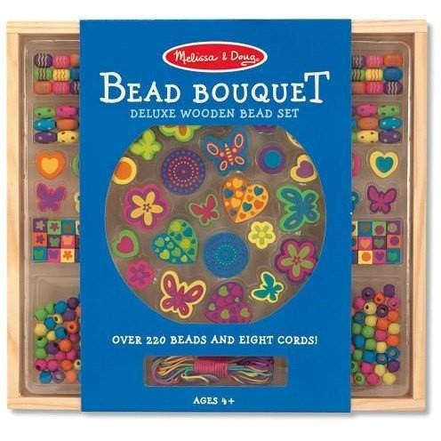 Buy Melissa and Doug Bead Bouquet at Toy Universe