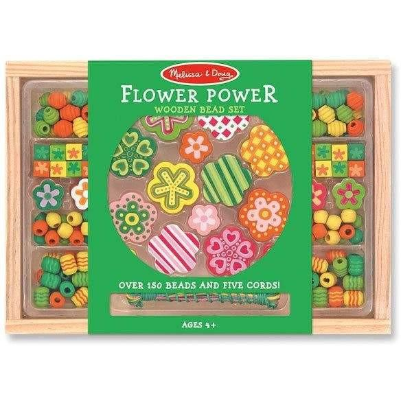 Buy Melissa and Doug Flower Power Bead Set Online at Toy Universe
