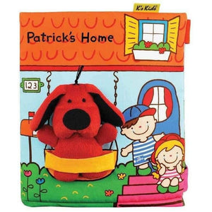 Melissa and Doug K's Kids Patrick's Home 3D Activity Book