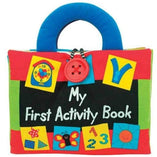 Melissa and Doug Melissa and Doug K's Kids Read N Play My First Activity Book - Buy Online