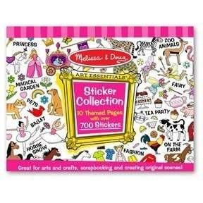 Buy Melissa and Doug Sticker Collection - Pink at Toy Universe