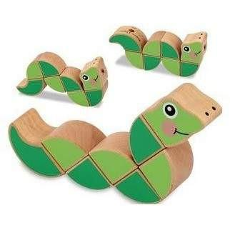 Melissa and Doug Melissa and Doug Wiggling Worm Grasping Toy - Buy Online