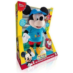 Mickey Mouse My Interactive Friend Mickey
