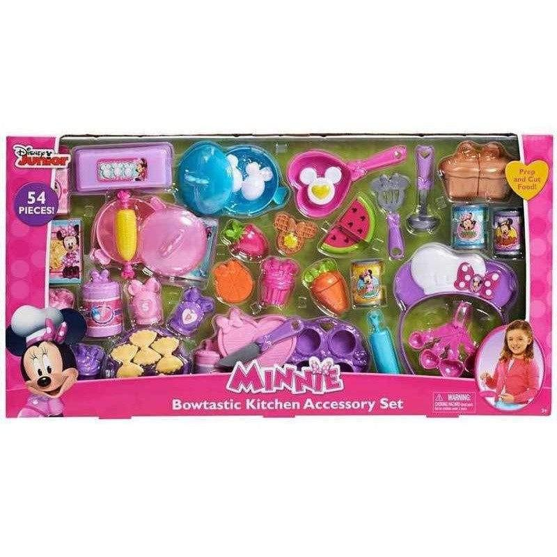 Buy Minnie Mouse Bowtastic Kitchen Accessory Set Online at Toy ...