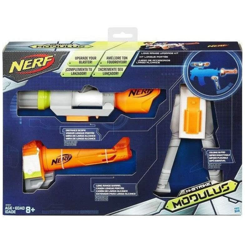 nerf modulus review load