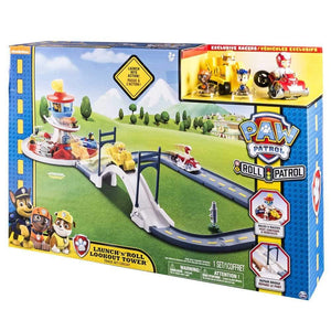 Paw Patrol Launch N Roll Lookout Set