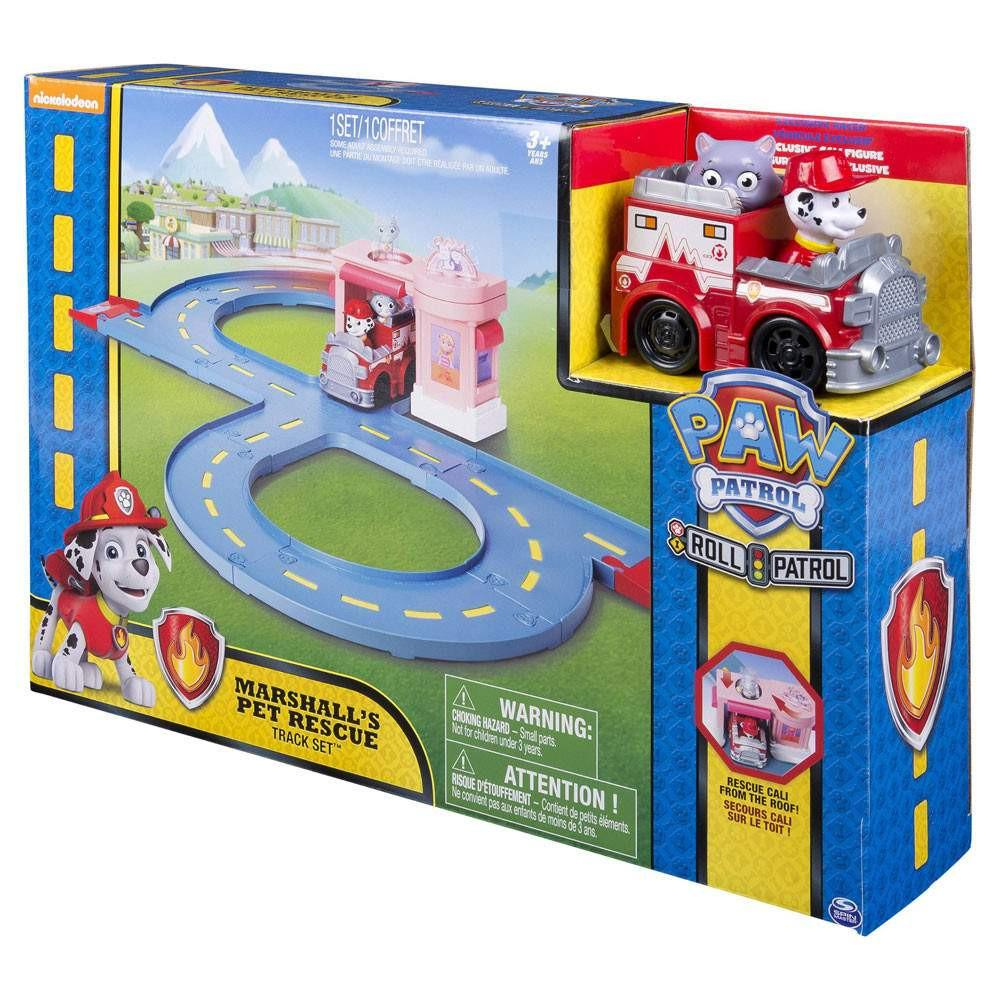 Buy Paw Patrol Roll Patrol Marshall S Kitty Rescue Set