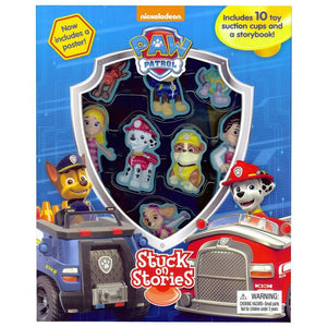 Paw Patrol Stuck on Stories Play Set