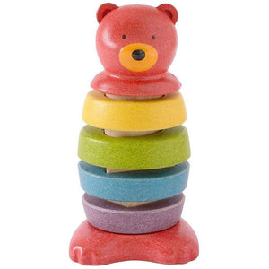 Plan Toys - Stacking Bear