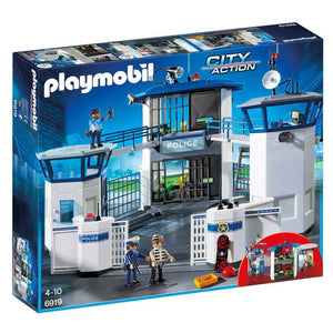 Playmobil Police Headquarters with Prison - 6919