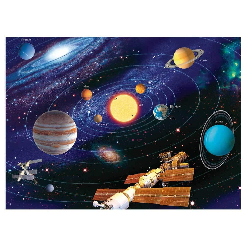 Buy Ravensburger Solar System Puzzle - 200 Piece Online at Toy Universe