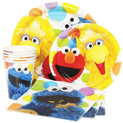 Sesame Street Party Pack for 8