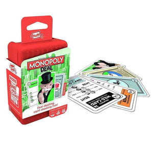 Shuffle Monopoly Deal Card Game and Free Digital App