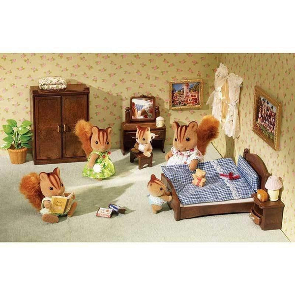 buy sylvanian families master bedroom set online at toy universe. beautiful ideas. Home Design Ideas