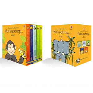 That's Not My... Zoo Book Boxed Set
