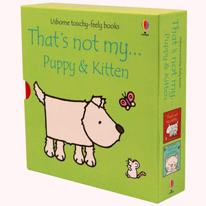 That's Not My...Puppy and Kitten Book Boxed Set
