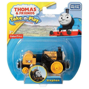 Thomas & Friends Take-n-Play Die Cast Stephen