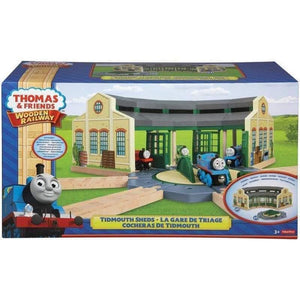 Thomas and Friends Wooden Railway Tidmouth Sheds