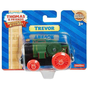 Thomas and Friends Wooden Railway Trevor Engine