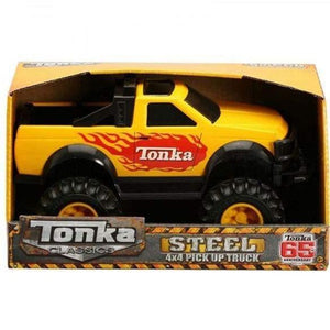 Tonka Steel 4x4 Pick Up Truck