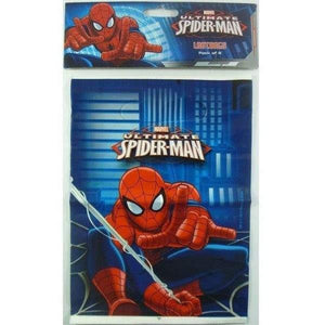 Ultimate Spiderman Birthday Loot / Lolly Bags - Pack of 8