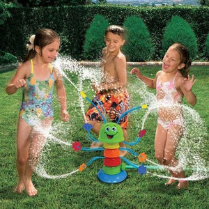 Wigglin Waterpillar Water Toy