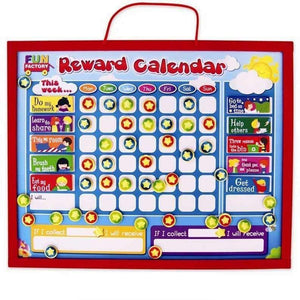 Wooden Magnetic My First Reward Chart