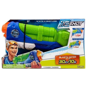 X-Shot Typhoon Thunder Water Blaster