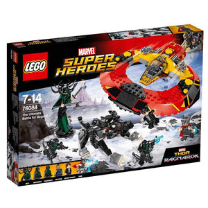 LEGO Marvel Superheroes The Ultimate Battle for Asgard 76084