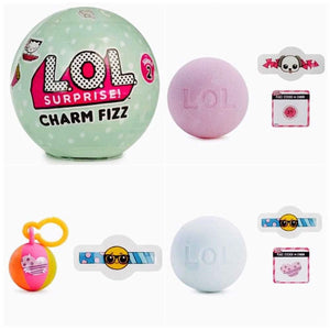 LOL Surprise Charm Fizz Ball
