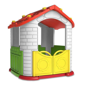 Wombat Plastic Outdoor Playhouse Cubby
