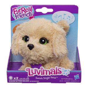 FurReal Friends Luvimals Sweet Singin' Biscuit Pet