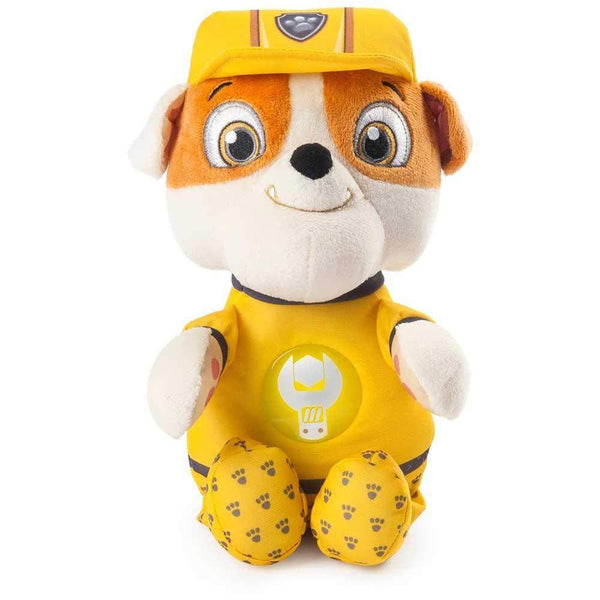 buy paw patrol snuggle up rubble online at toy universe