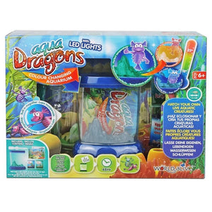 Aqua Dragons Colour Changing Deep Sea Habitat with LED Lights