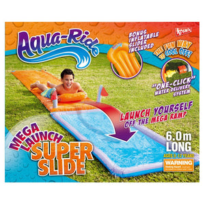 Aqua Ride Mega Launch Water Slide