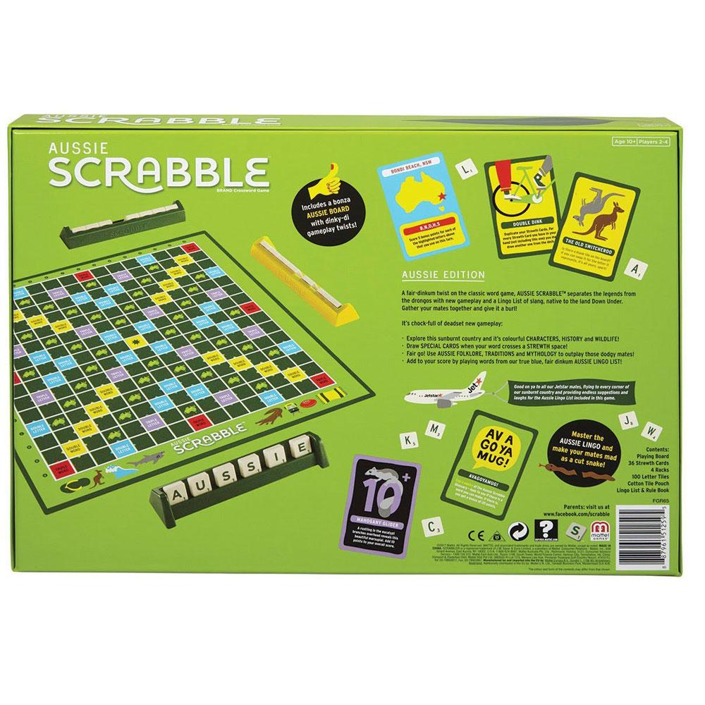 how to play scrabble junior board game