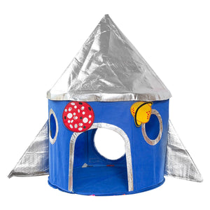 Bazoongi Special Edition Rocket Ship Tent