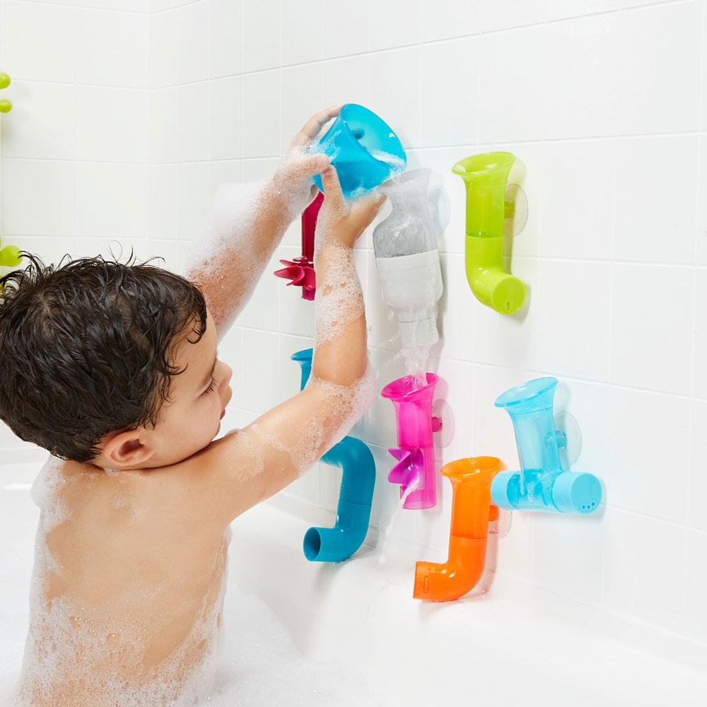 Buy BOON TUBES Water Pipe Bath Toy at Toy Universe