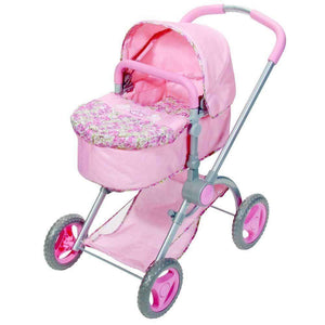 Baby Annabell 2 in 1 Dolls Pram