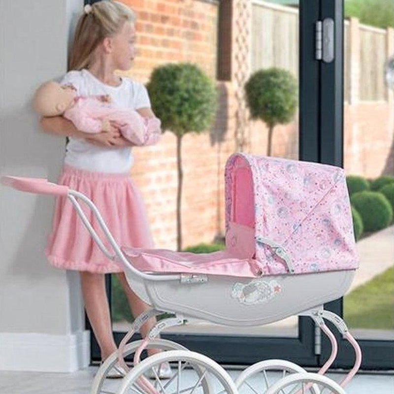 Baby Annabell Classic Carriage Pram   Buy Online at Toy ...