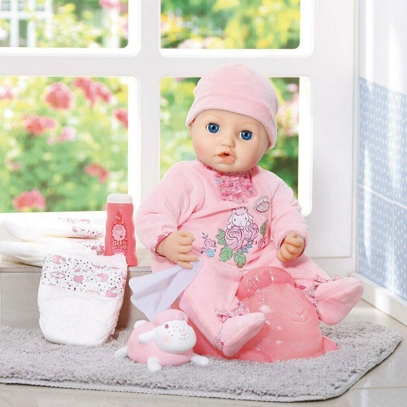 Baby Annbell Doll Potty Training Set | Shop Online at Toy ...